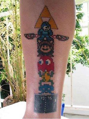 games-tattoo